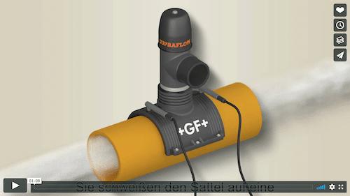 """Georg Fischer GmbH """"Supraflow"""""""